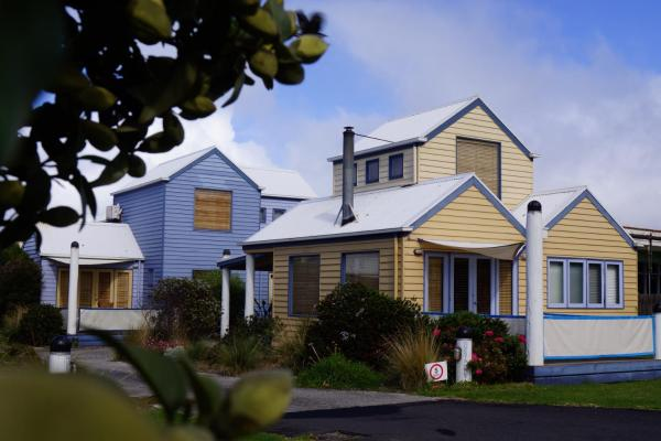 Foto Hotel: Rayville Boat Houses, Apollo Bay