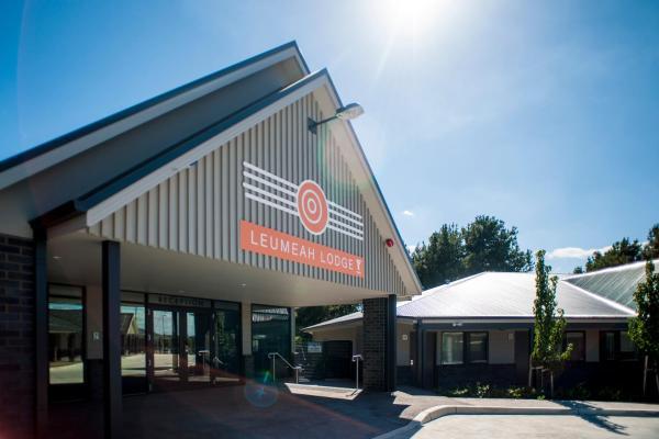 Fotos do Hotel: Leumeah Lodge, Canberra
