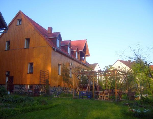 Hotelbilleder: Ferienwohnung Am Jakobsweg, Frielendorf