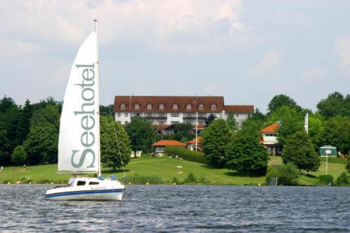 Hotelbilleder: Seehotel Losheim, Losheim