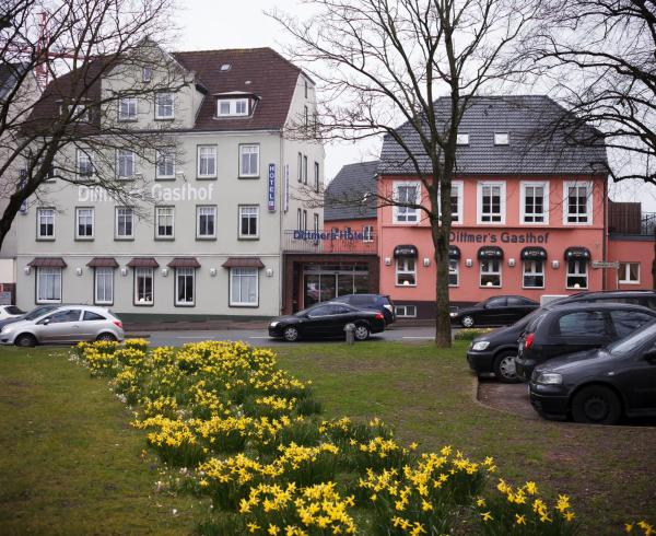 Hotel Pictures: Dittmers Hotel, Flensburg