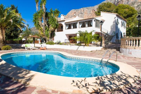 Hotel Pictures: Villa la Montaña, Montgo