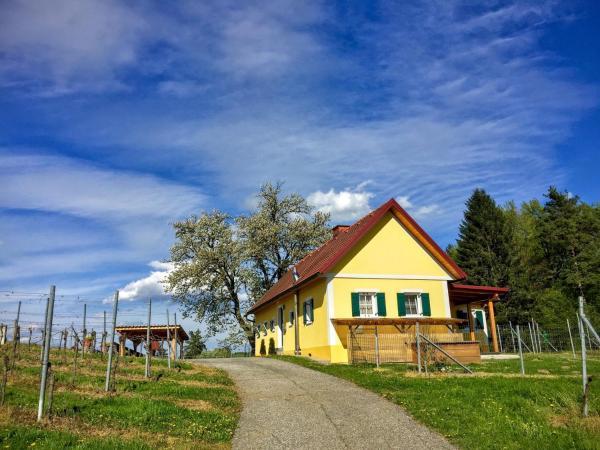 Fotografie hotelů: Ferienhaus Rettenberg, Eibiswald