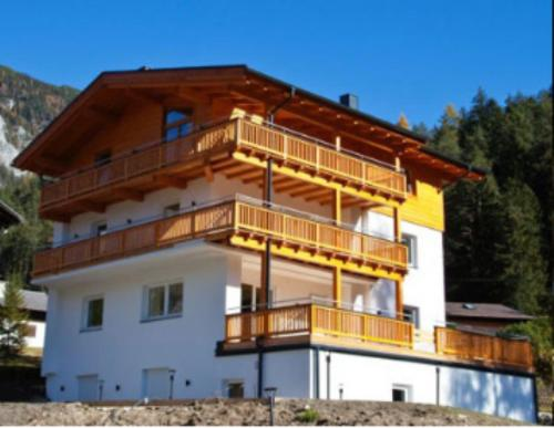Zdjęcia hotelu: Alpenmond, Leutasch