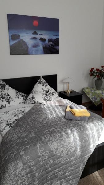 Hotelbilleder: Ferienwohnung auf der Stadtinsel, Havelberg