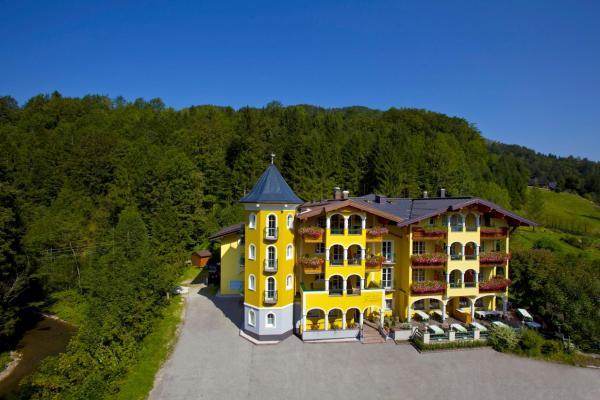 ホテル写真: Hotel Landgasthof Fischerwirt, Faistenau