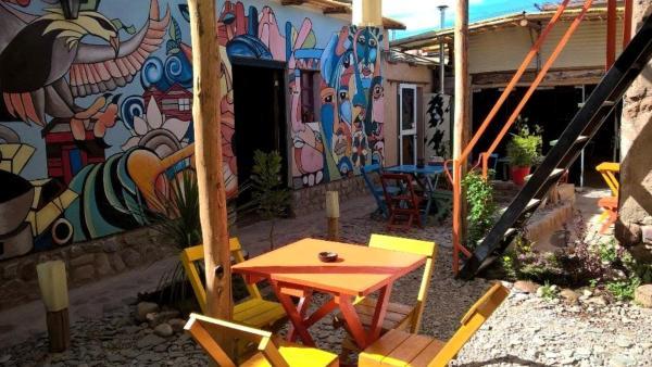 Φωτογραφίες: Giramundo Hostel, Humahuaca