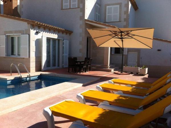 Hotel Pictures: Casa Mateu, Colonia de Sant Pere