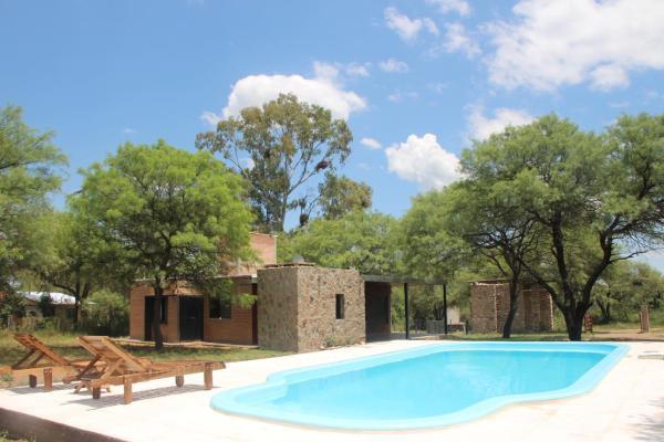 Fotos del hotel: Rincón del Champaqui, Villa Las Rosas