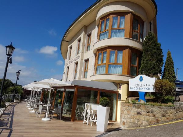 Hotel Pictures: Hotel Faro de San Vicente, San Vicente de la Barquera