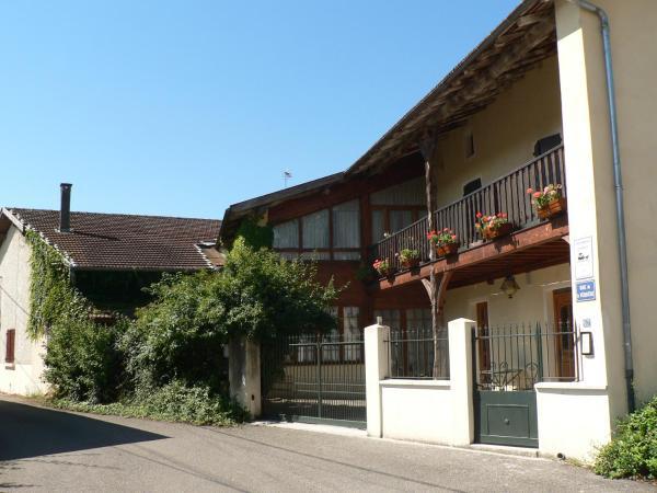 Hotel Pictures: , Saint-Jean-de Niost