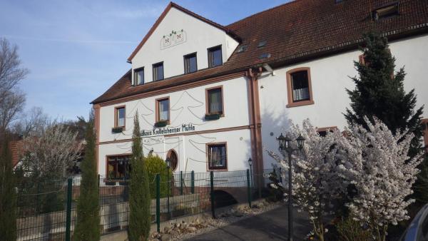 Hotelbilleder: Waldhaus Knittelsheimer, Knittelsheim