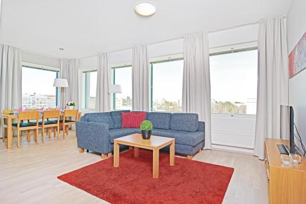 Hotel Pictures: Forenom Premium Apartments Tampere City, Tampere