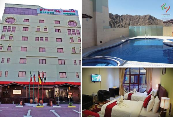 Zdjęcia hotelu: Mirage Hotel Al Aqah, Al Aqah