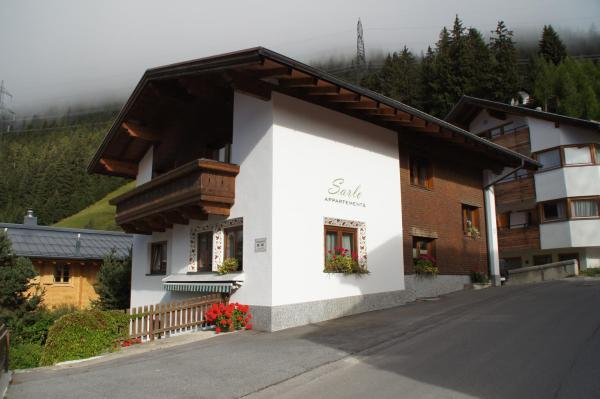 Hotellbilder: Appartment Sarlo, Sankt Anton am Arlberg