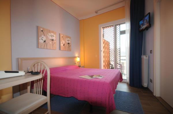 Comfort Single Room with Balcony