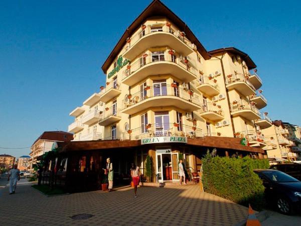 Hotel Pictures: Green Plaza Hotel, Vityazevo