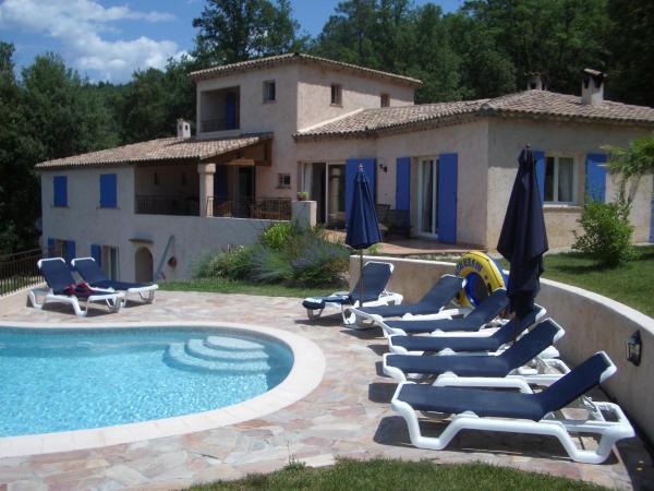 Hotel Pictures: Villa Rochebrune, Montauroux