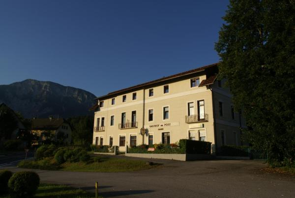Fotos de l'hotel: Appartement zur Post, Ferlach