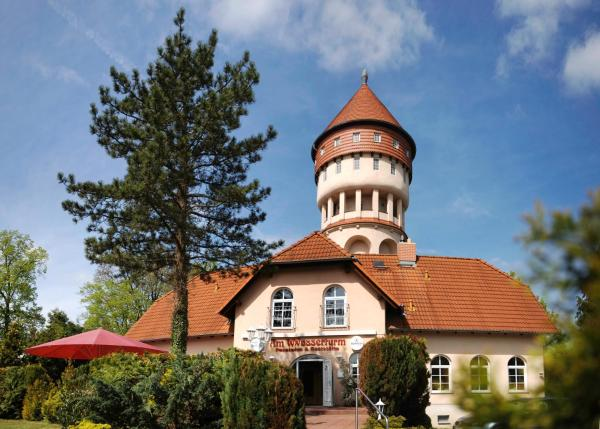 Hotelbilleder: Am Wasserturm Pension, Bad Muskau