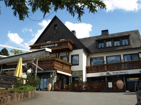 Hotel Pictures: Forsthaus, Möhnesee