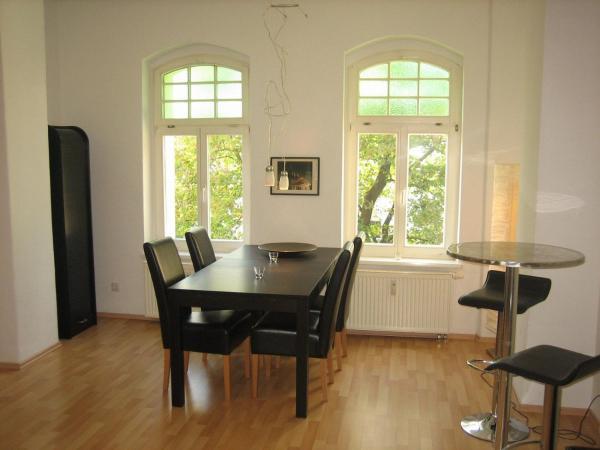 Hotel Pictures: Wölfele Apartment, Quedlinburg