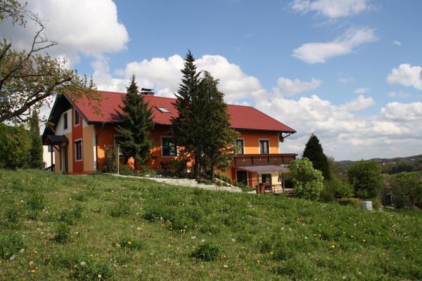Hotellikuvia: Gästehaus Dobida, Unterlamm