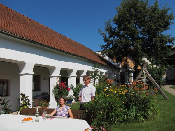 Photos de l'hôtel: Weingut Bohrn Himmelbett, Herrnbaumgarten