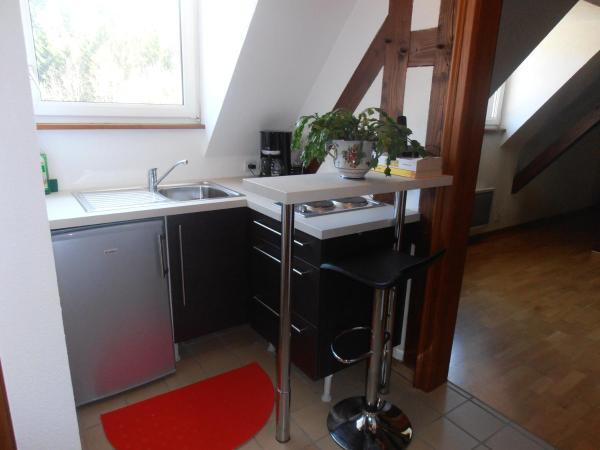 Hotel Pictures: Gîte maison efftermatten, Andlau-au-Val