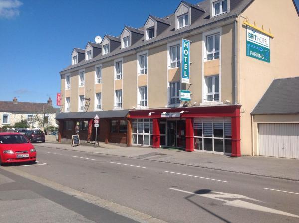 Hotel Pictures: Brit Hotel Cherbourg, Cherbourg en Cotentin