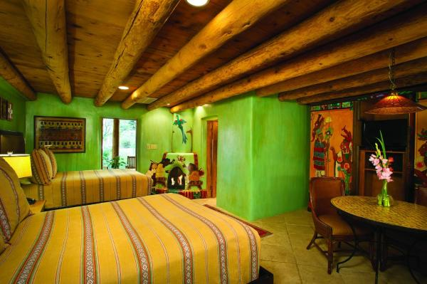 Double Casita with Two Double Beds