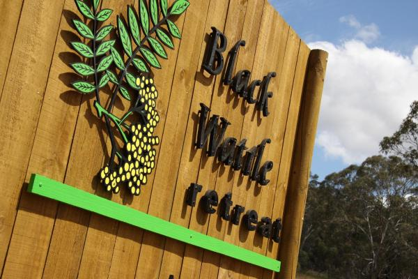 Fotos de l'hotel: Black Wattle Retreat, Dewars Pool