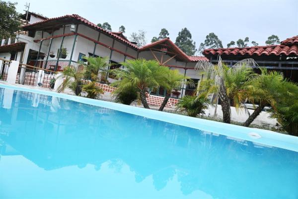 Hotel Pictures: Finca Campestre La Adelita, Salento