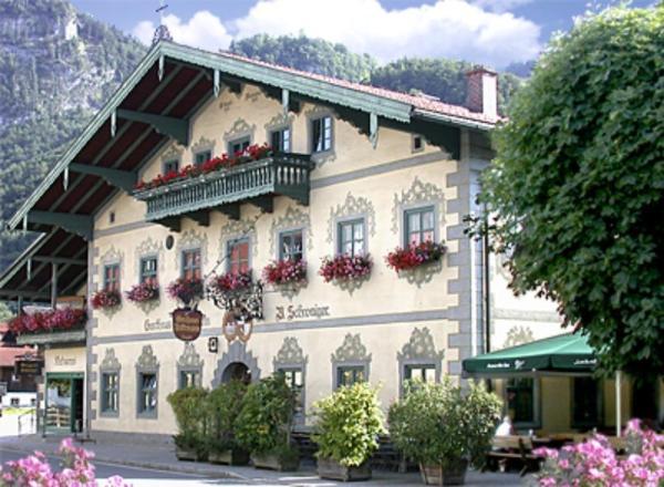 Hotelbilleder: Gasthof Falkenstein - Metzgerei Schwaiger -, Flintsbach