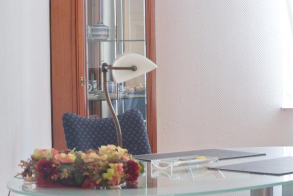 Hotelbilleder: Gästehaus Stövchen Apartment Nordsee, Papenburg