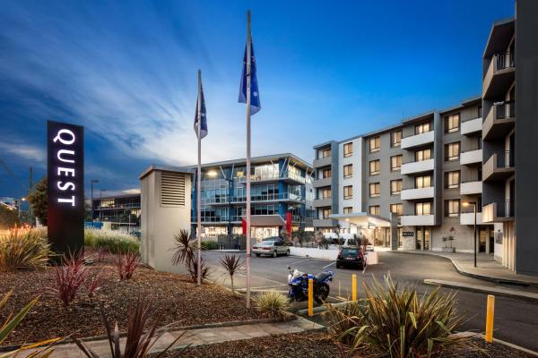 Hotellikuvia: Quest North Ryde, Ryde