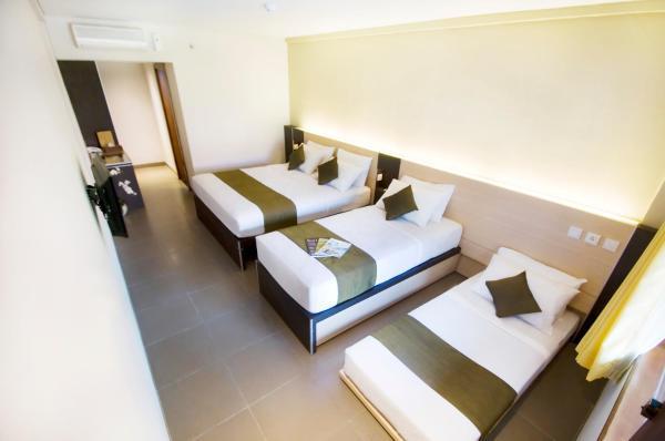 Executive Quadruple Room