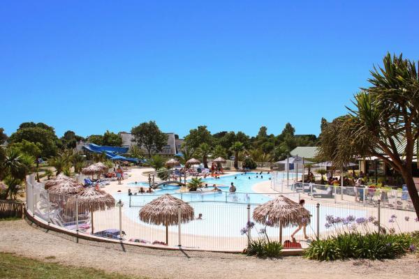 Hotel Pictures: Camping Le Cabellou Plage, Concarneau