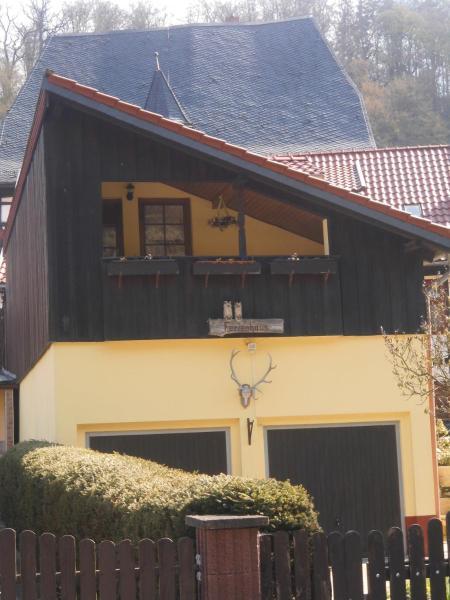 Hotel Pictures: Ferienhaus Waterstrat, Stolberg i. Harz