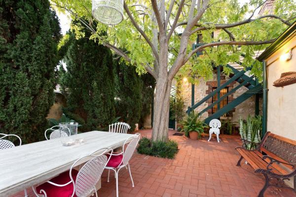 Foto Hotel: Annie's Victorian Terrace Accommodation Fremantle, Fremantle