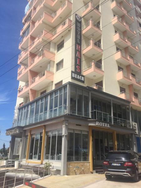 ホテル写真: Hotel Nais Beach, ドゥラス
