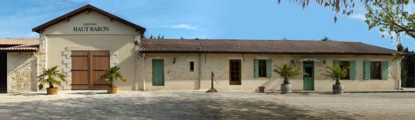 Hotel Pictures: Chateau Haut Baron, Saint-Estèphe