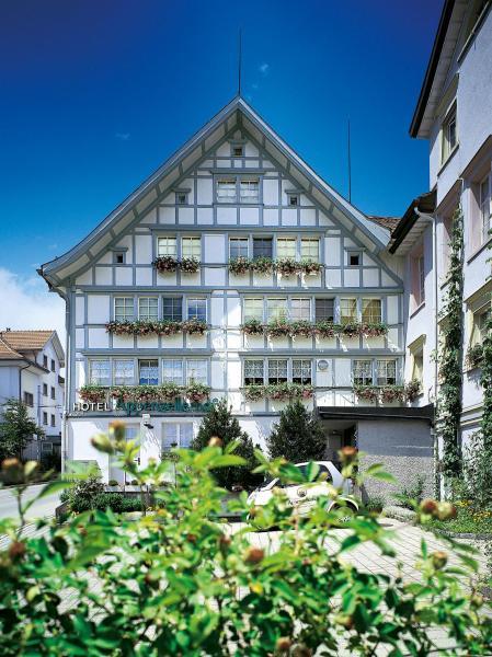 Hotel Pictures: Idyllhotel Appenzellerhof, Speicher