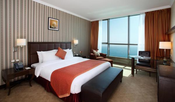 Classic King Room with Sea View