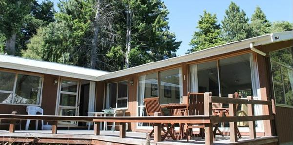 Three-Bedroom Holiday Home (Off-site)