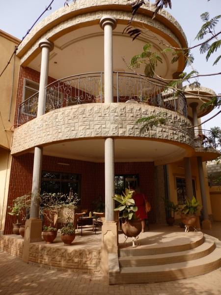 Hotelbilleder: La Villa Sougri Doogo, Ouagadougou