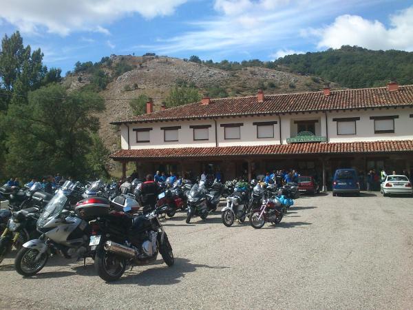 Hotel Pictures: Hostal restaurante Ventasierra, Valdoré