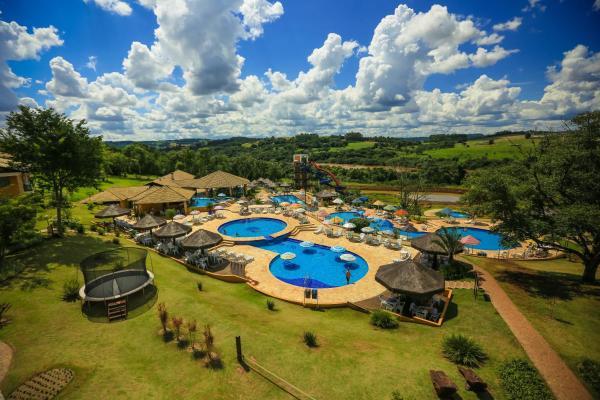 Hotel Pictures: Águas Do Verê Termas, Verê