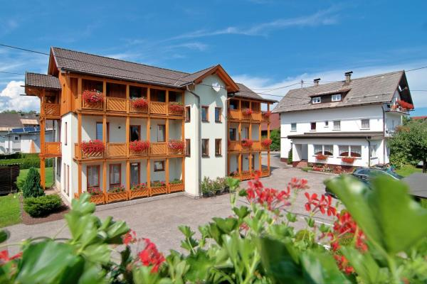 Fotografie hotelů: Gästehaus Lutschounig, Faak am See
