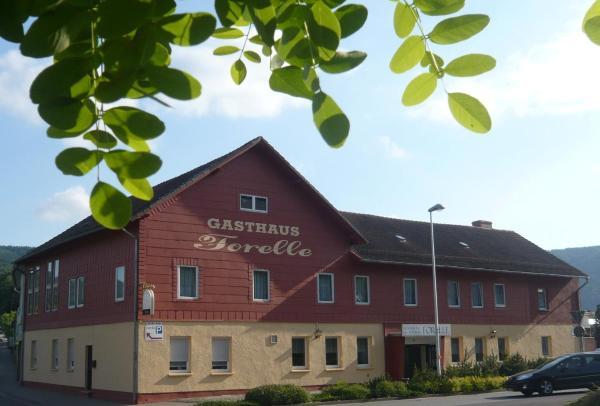 Hotelbilleder: Gasthaus Forelle, Thale